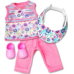 Roupa Para Baby Alive