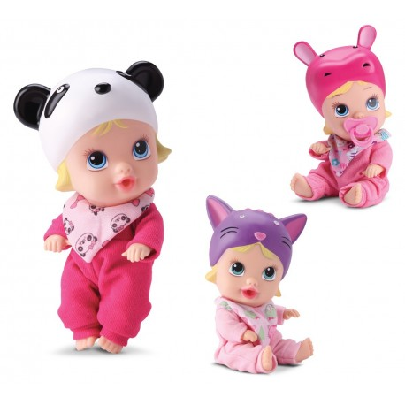 kit Bonecas Little Dolls