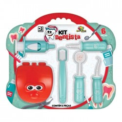 Kit Brincando de Dentista
