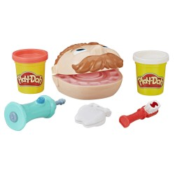 Mini Kit Brincando De Dentista Play-doh