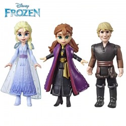 Kit Miniaturas Frozen 2