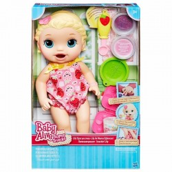 Baby Alive - Lanchinhos Divertidos - Super Snacks