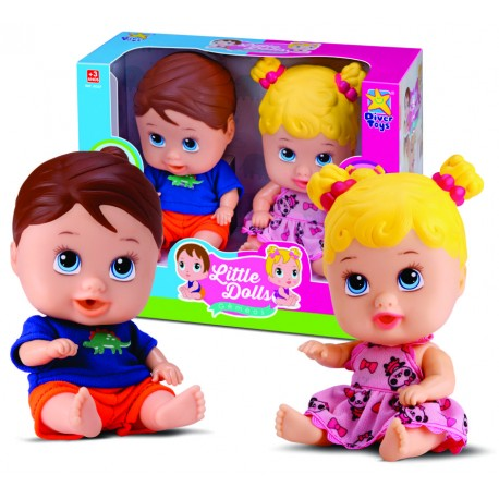 Bonecos Little Dolls